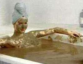 горчичная ванна для похудения