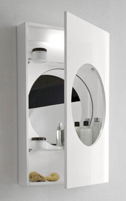 зеркало на шкафчик в ванной