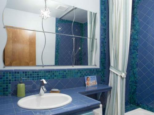 мозаика в ванную фото