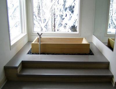 японская ванна