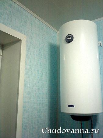 водонагреватель фирмы Polaris
