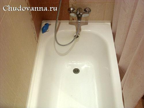 чугунная ванна