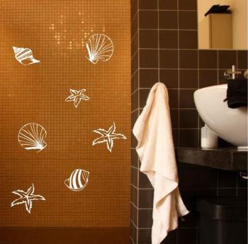 декор ванной в мосрком стиле