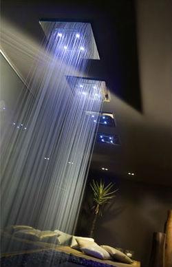 Тропический душ Gessi