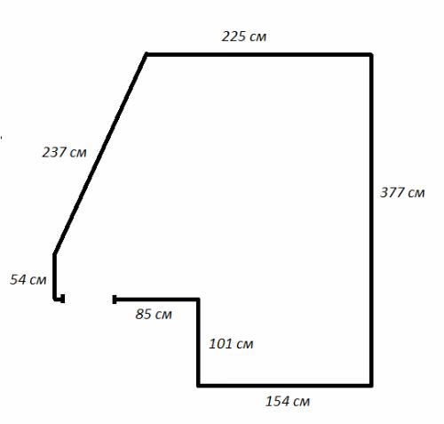 планировка большой ванной комнаты
