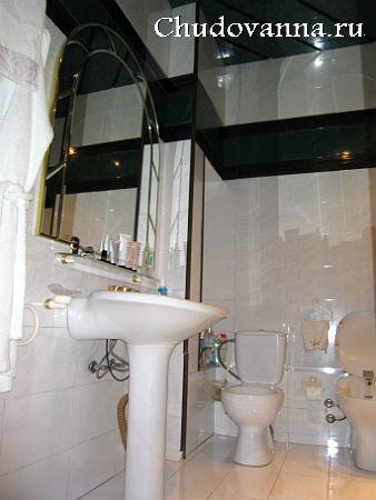 санфаянс в ванной