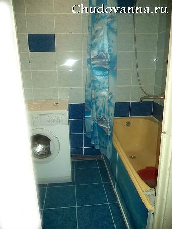ванная комната без раковины
