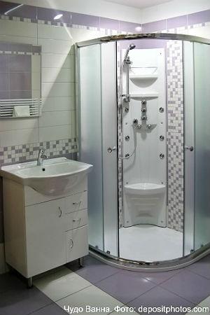 подбор цвета в интерьере ванной