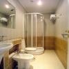 Дизайн узкой длинной ванной комнаты