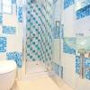 Дизайн душевой комнаты в морском стиле