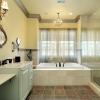 Роскошная ванная в классическом стиле