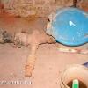 процесс ремонта в ванной комнате-2