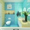Авторские дизайн-проекты ванных комнат в морском стиле, Чудо Ванна