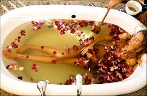 медовая ванна