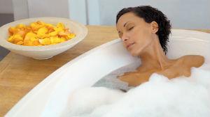 ароматическая ванна для тела