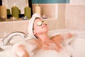 ванна для проблемной кожи