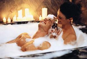 Романтическая ванна | Чудо Ванна