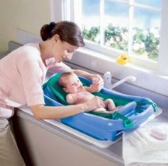 ванна для новорожденного