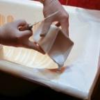 ремонт и реставрация чугунной ванны