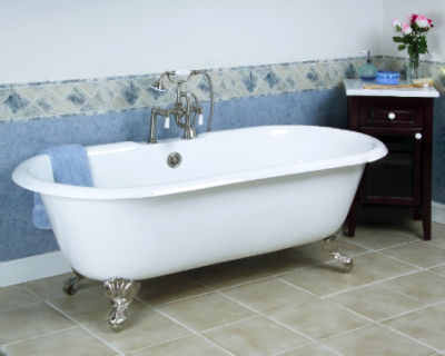 чугунная ванна купель