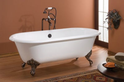 преимущества и недостатки чугунных ванн