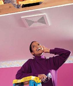 вытяжной вентилятор для ванной комнаты