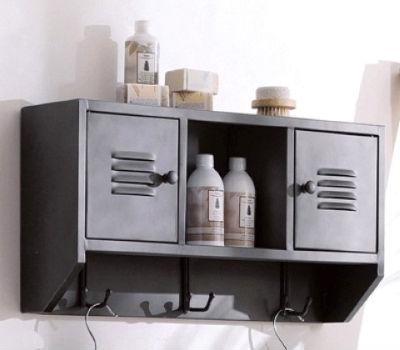 навесной шкафчик для ванной комнаты