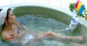 джакузи для обычной ванны