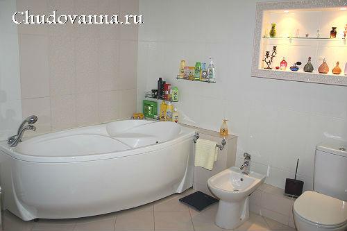 ванная фирмы Акватек
