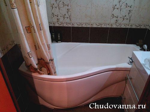 ванная комната 4 кв.м