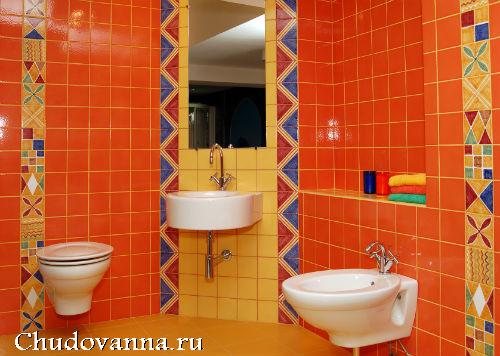 мини-раковина в ванной комнате фото