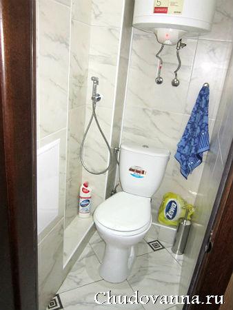 Узкая и длинная ванная комната дизайн фото