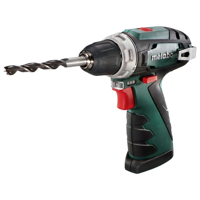 Metabo PowerMaxx BS Quick Basik 2.0Ah x 2 Case
