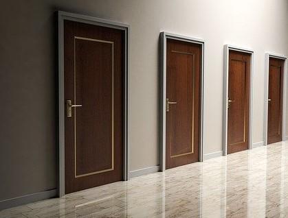 Выбор дверей на сегодня велик