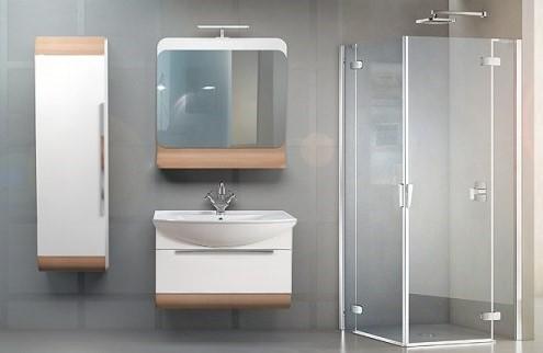 Размещение мебели в ванной