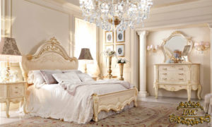 Итальянский спальный гарнитур