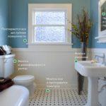 Как поддерживать порядок в ванной комнате