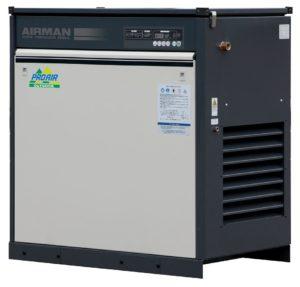 Электрический винтовой компрессор всепогодного типа AIRMAN серии SMS