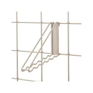 Вешалка угловая для настенной модульной панели