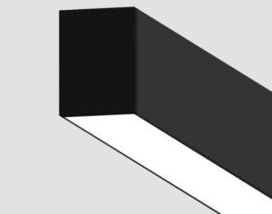 Светильник накладной - где используют