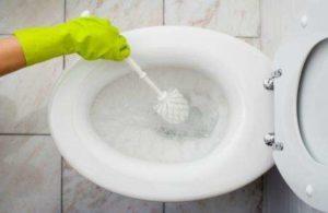 Лучшие чистящие средства для унитаза
