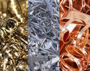 Скупка цветных металлов