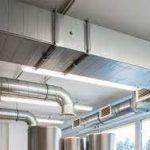 Система вентиляции - монтаж