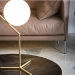 Предметы интерьера - настольная лампа