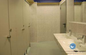 Санитарные кабинки для туалетов